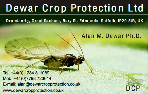 international crop protection studies